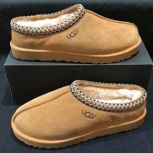 Ugg Tasman Men's Slippers NEW! In Chestnut